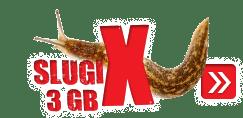SlUGIX 3 GB Skuteczny preparat zwalczający ślimaki
