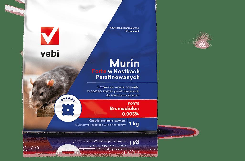 NOWOŚĆ – Murin Forte Block a.1