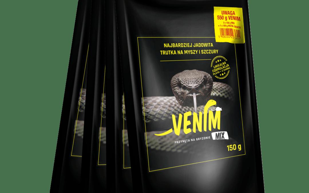 Nowy 4-pack VENIM już dostępny!